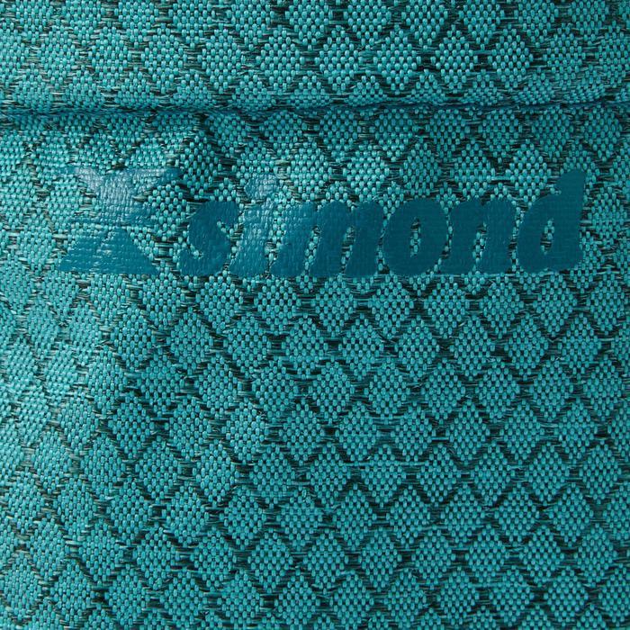 Pofzak Diamond blauw
