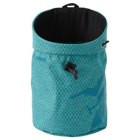 CHALK BAG SIZE XL DIAMOND CARIBBEAN BLUE