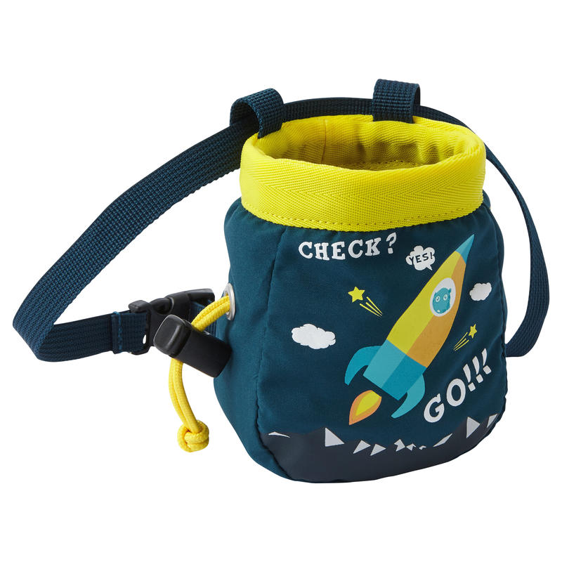Mountain Rocket Chalk Bag