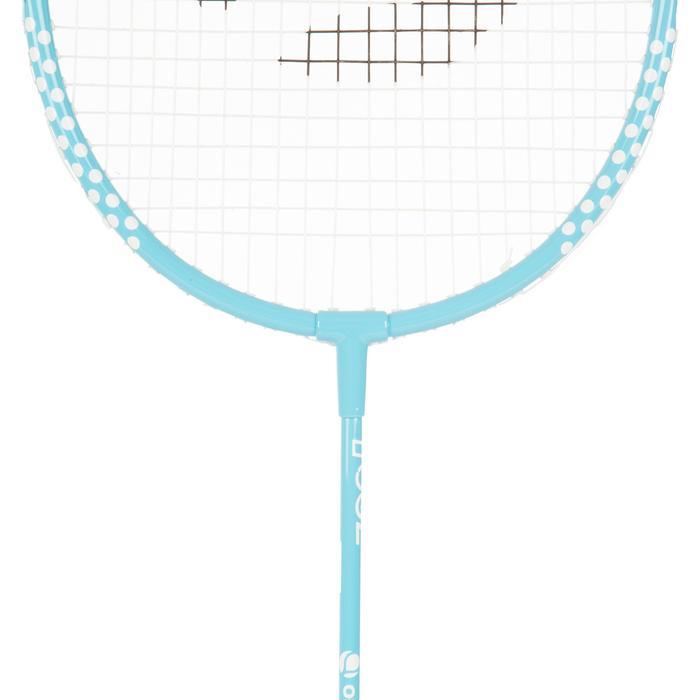 Badmintonschläger BR700 Kinder blau