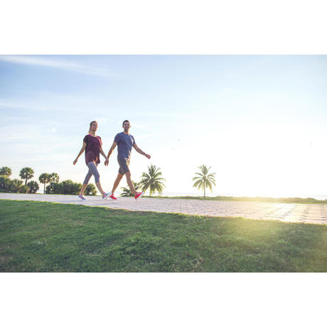 Scarpe camminata sportiva uomo SOFT 140 MESH nero-bianco. Previous. Next 98de889545a