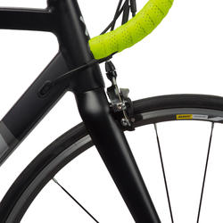 Ultra 900 Aluminum Frame Road Bike - Black/Grey/Yellow