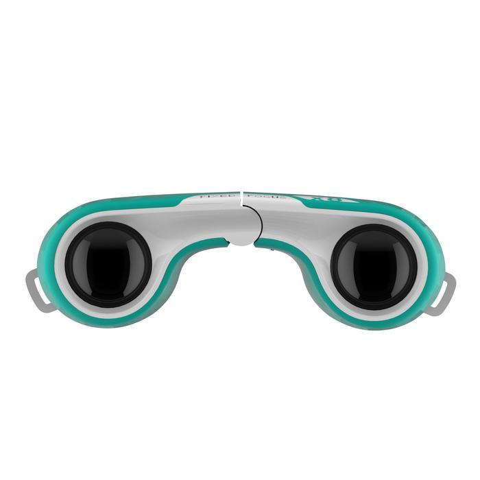 Kids' Hiking binoculars with no adjustment - MH B120 - magnification x8 - Green