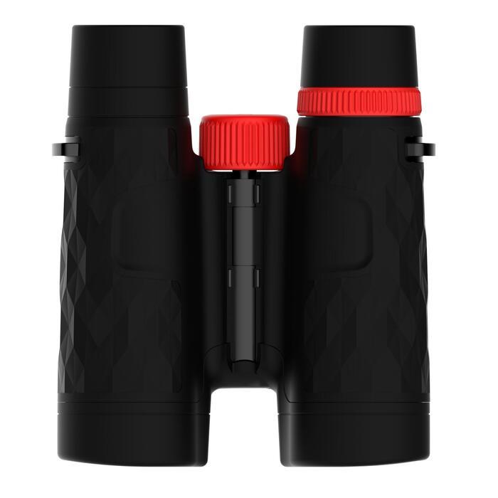 Fernglas einstellbar MH B 560 12x-Vergrößerung schwarz