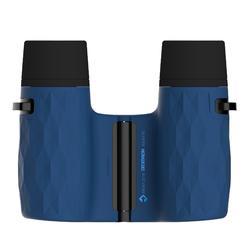 Verrekijker B500 wandelen, volwassenen, fixed focus, vergroting x10 blauw/zwart - 1106983
