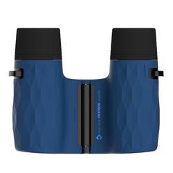 Prismáticos de senderismo adulto sin ajuste MH B 140 con aumento de x10 azules
