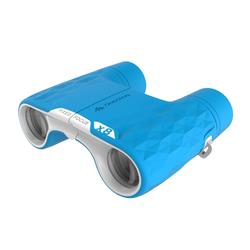 Kids' no adjustment hiking binoculars MH B120, 8 X magnification - Blue