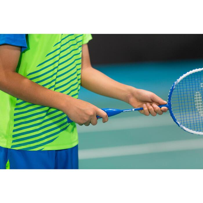 BR 700 JR Easy Grip Bleu Raquette junior de badminton - 1107323