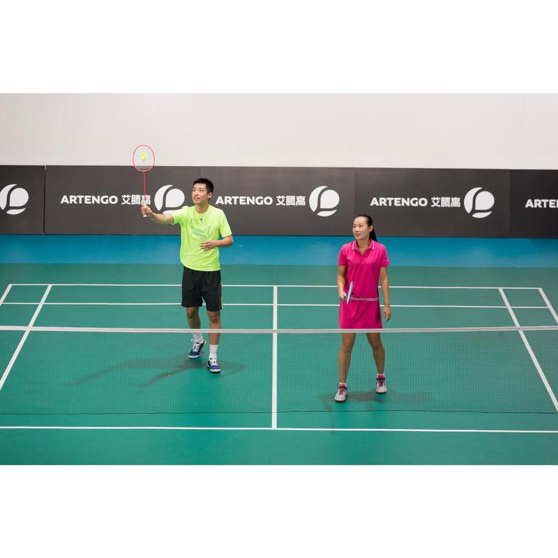 ffc4f6d4d4 Kit DISCOVERY racchette badminton adulto azzurro-rosso