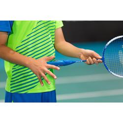 Raqueta de bádminton artengo BR 700 niños Azul Easy grip