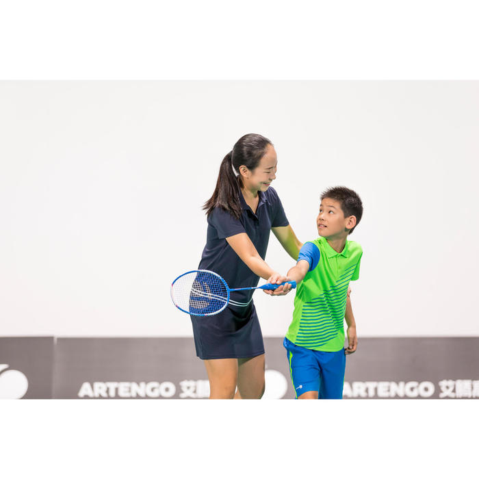 BR 700 JR Easy Grip Bleu Raquette junior de badminton - 1107428