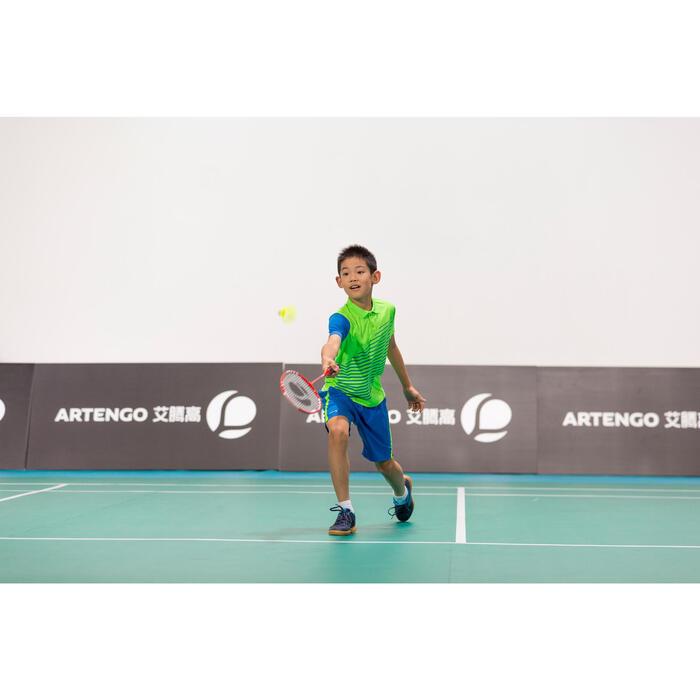 Badmintonracket BR730 JR rood