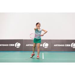 Badmintonracket voor kinderen BR 700 Easy Grip roze