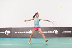 Sportrokje racketsporten Soft 500 meisjes - 1107662