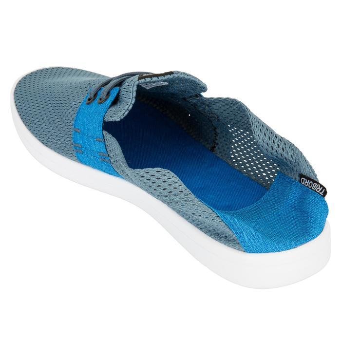 Heren strandschoenen Areeta blauw/grijs