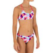 Bikini para niña sostén-top CAMUFLAJE