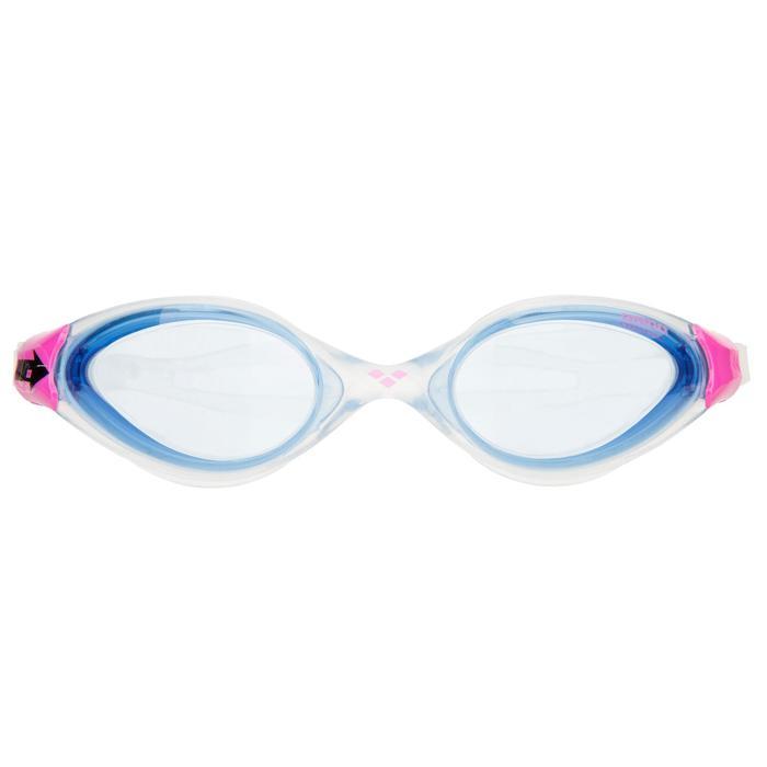Lunettes de natation FLUID rose - 1107756