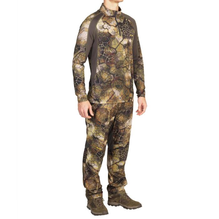 Pantalon chasse Actikam 500 Camouflage Furtiv - 1107767