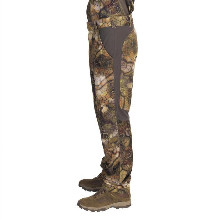 Pantalon chasse Actikam 500 Camouflage Furtiv - 1107769