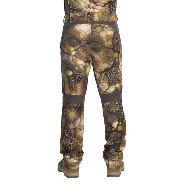 Pantalon chasse Actikam 500 Camouflage Furtiv - 1107770