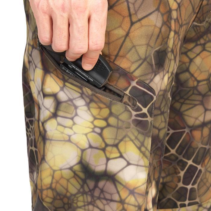 Pantalon chasse Actikam 500 Camouflage Furtiv - 1107772