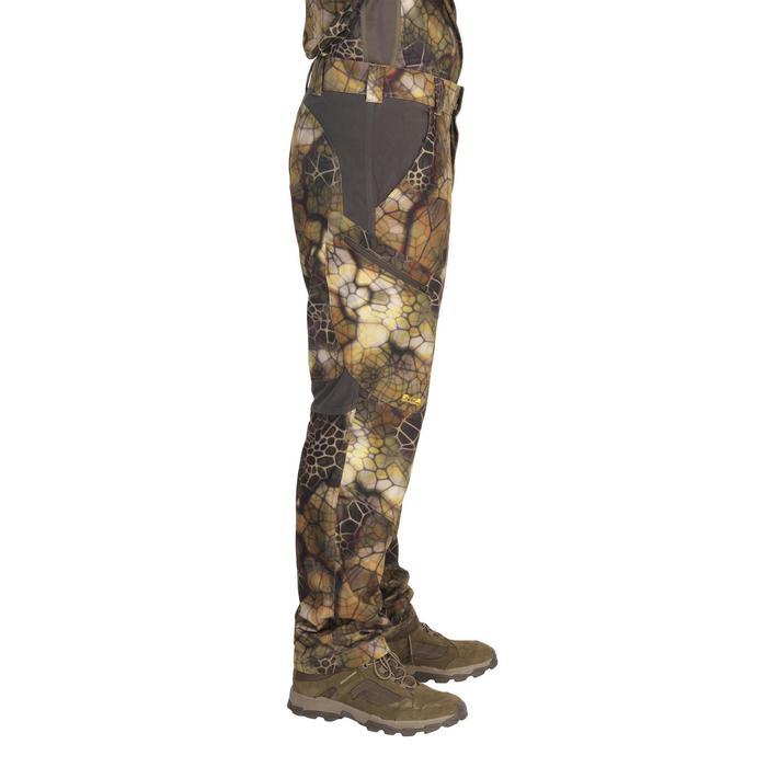 Pantalon chasse Actikam 500 Camouflage Furtiv - 1107774