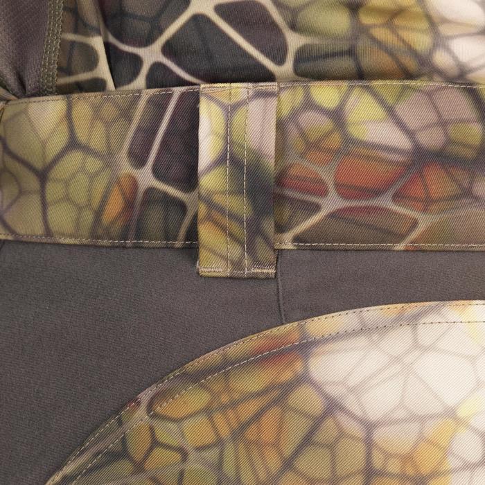 Pantalon chasse Actikam 500 Camouflage Furtiv - 1107775