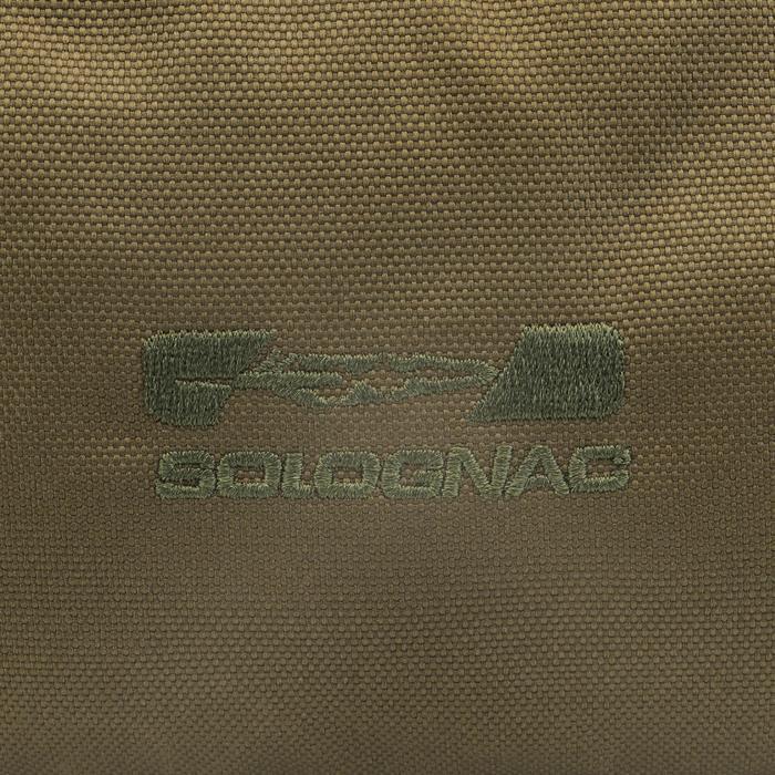Riñonera Caza Solognac 7 Litros X-ACCESS Multibolsillos Verde