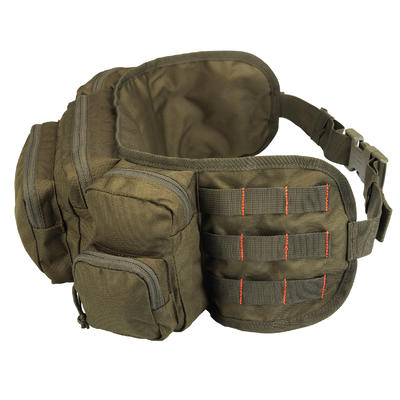 Поясна сумка X-Access для полювання, 7 л - Зелена