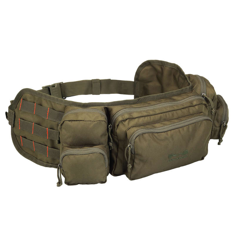 BAGS Shooting and Hunting - WAIST BAG 7L SOLOGNAC - Hunting Types