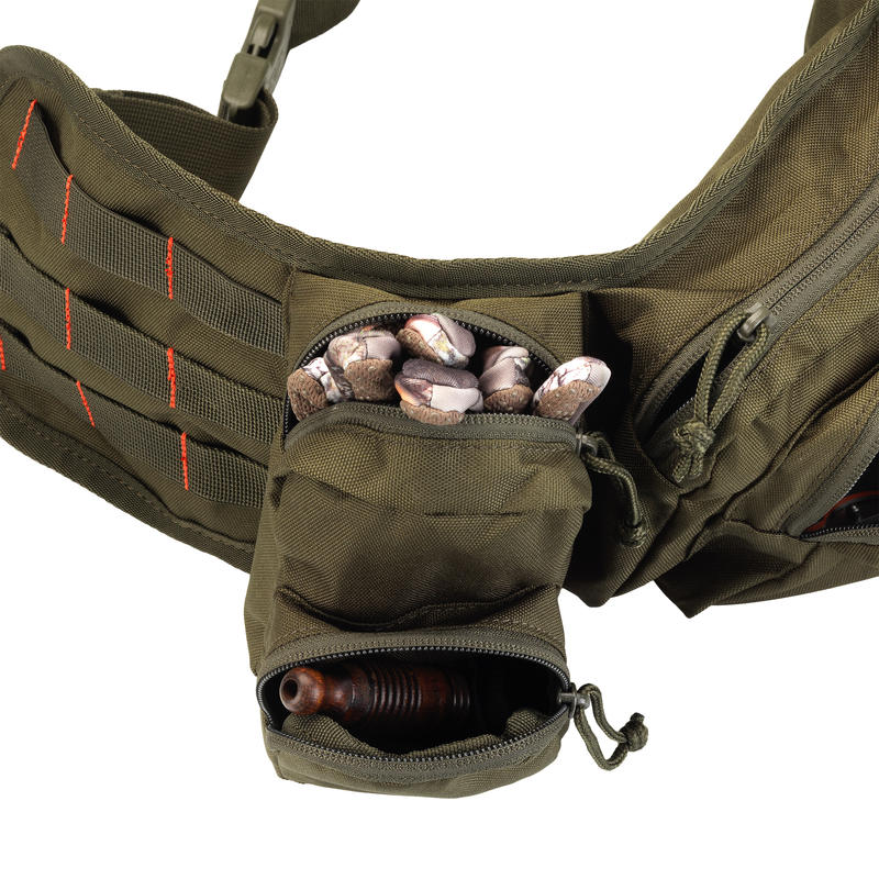 X-ACCESS WILD DISCOVERY WAIST BAG 7 LITRES KHAKI