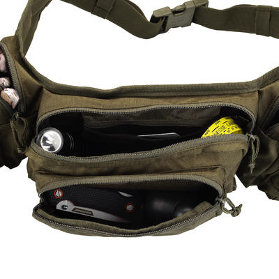 Hunting X-Access Waist Bag 7 Litre - Green