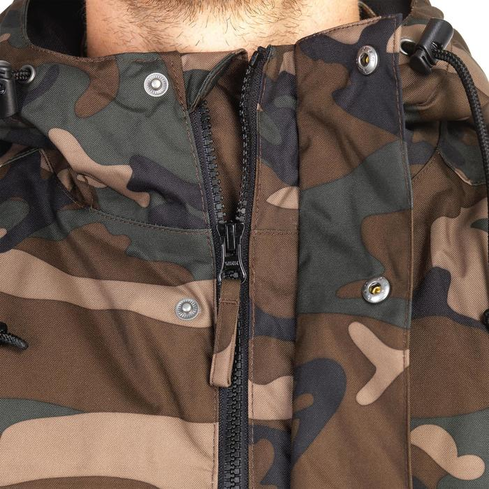 Veste chasse Sibir 100 camouflage woodland - 1107815
