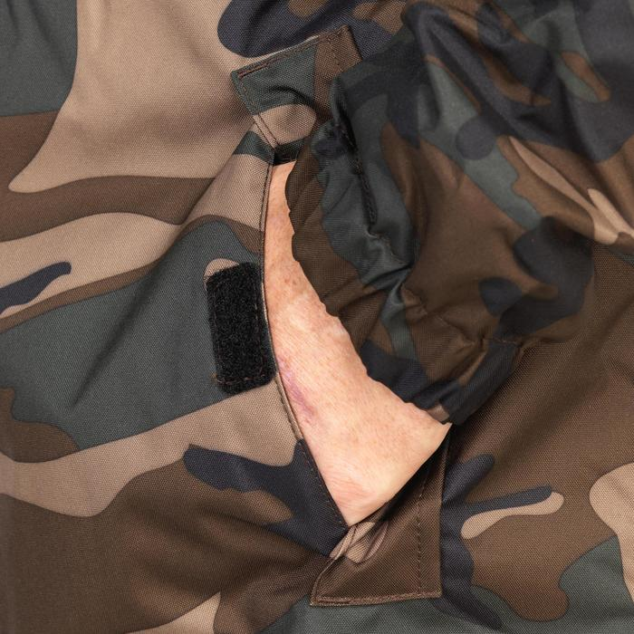 Veste chasse Sibir 100 camouflage woodland - 1107817