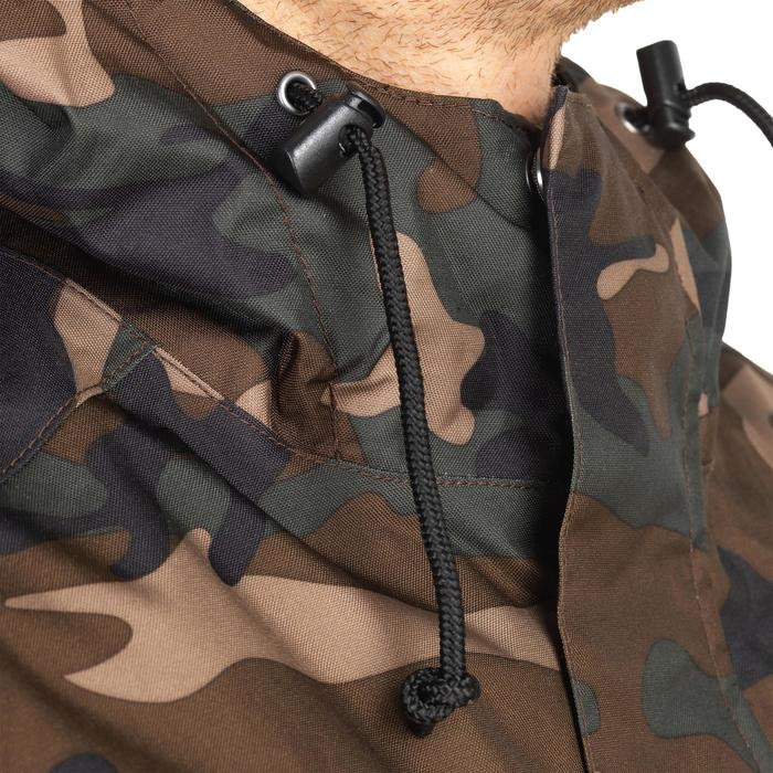 Veste chasse Sibir 100 camouflage woodland - 1107820