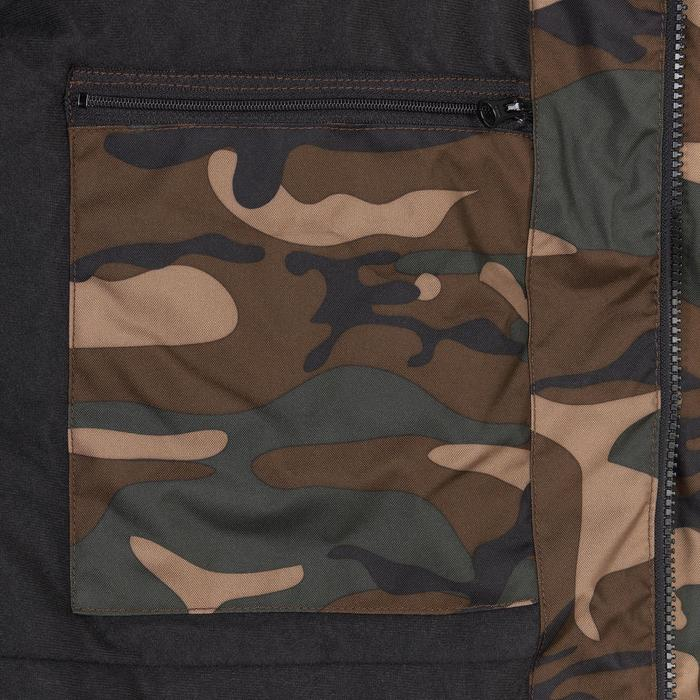 Veste chasse Sibir 100 camouflage woodland - 1107821