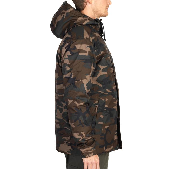 Veste chasse Sibir 100 camouflage woodland - 1107827