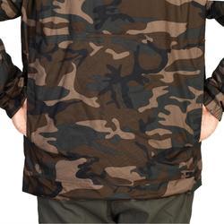 Jagersjas Sibir 100 Woodland-camouflage groen