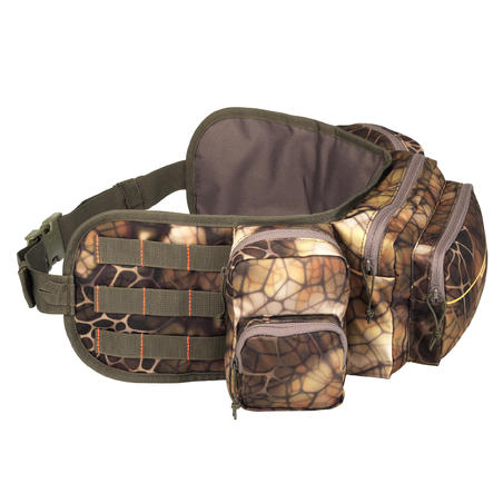 X-ACCESS HUNTING WAIST PACK 7-LITRE FURTIV CAMOUFLAGE