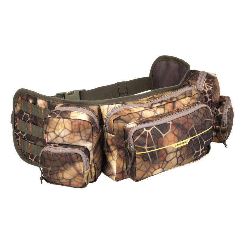 BAGS Shooting and Hunting - WAIST BAG 7L FURTIV SOLOGNAC - Hunting Types