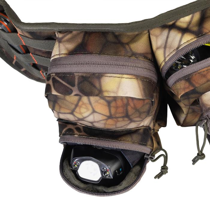 BANANE CHASSE 7 LITRES X-ACCESS CAMOUFLAGE FURTIV - 1107846
