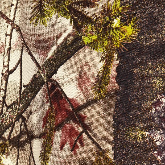 Lichte camouflagejas voor de jacht 100 boscamouflage