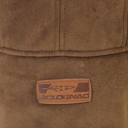 狩獵毛帽Toundra 500-棕色