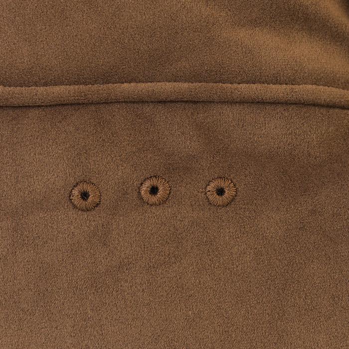 Hunting Toundra 500 Fur Hat - Brown