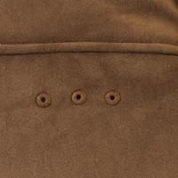 T500 Faux-fur Hunting Hat - Brown