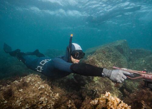 Plongez ! aime le sac de plongée 90L Subea
