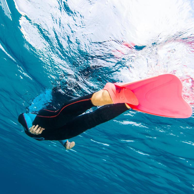 fabrication des palmes snorkeling randonnée palmée subea