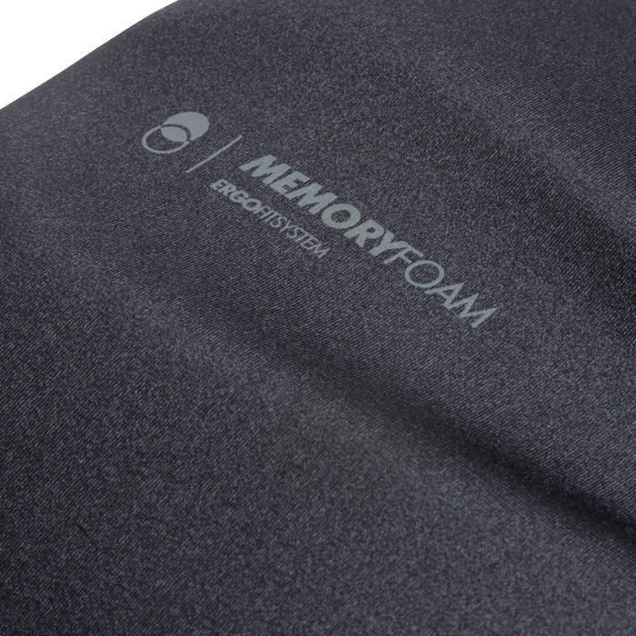 Sattelbezug Memoryfoam 500 Größe L schwarz