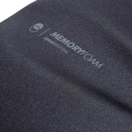 MemoryFoam Penutup Sadel 500- Ukuran XL - Hitam