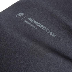 Sattelbezug 500 Memoryfoam Größe XL schwarz